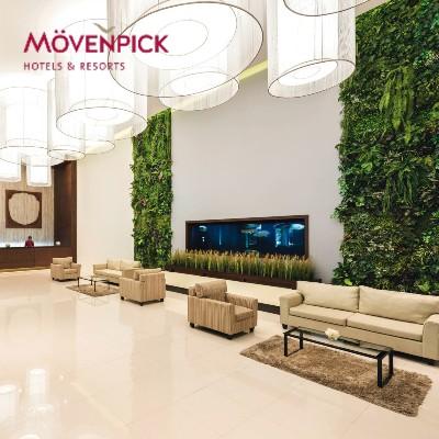 Movenpick Suriwongse Hotel  Chiang Mai | Save 45%