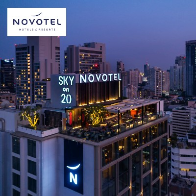 Novotel Bangkok Sukhumvit 20 | Save 35%