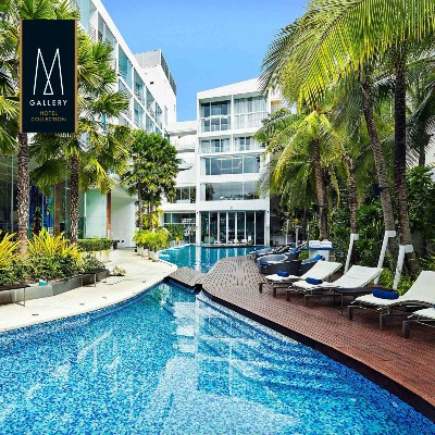 Hotel Baraquda Pattaya - Mgallery | Save 45%