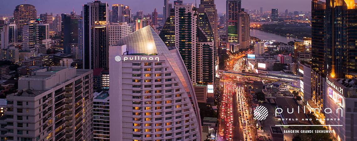 Pullman Bangkok Grande Sukhumvit | Save 45%
