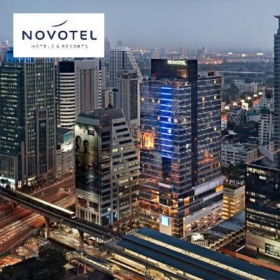 Novotel Bangkok Ploenchit Sukhumvit | Save 35%