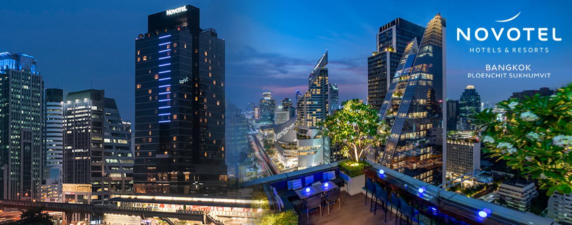 Novotel Bangkok Ploenchit Sukhumvit   Save 35%