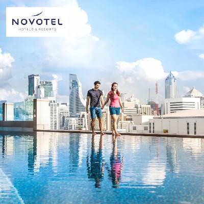 Novotel Bangkok Platinum Pratunam | Save 45%