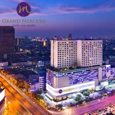 Grand Mercure Bangkok Fortune - Save 40%