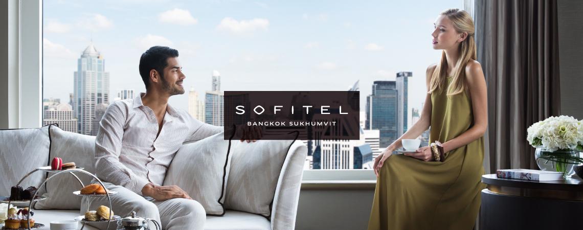 Sofitel Bangkok Sukhumvit | Save 40%