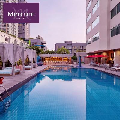 Mercure Bangkok Sukhumvit  11 | Save 40%