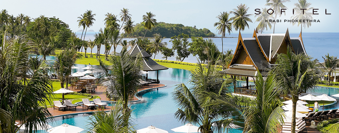 Sofitel Krabi Phokeethra Golf & Spa Resort | Save 45%