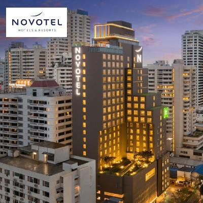 Novotel Bangkok Sukhumvit 4 | Save 35%
