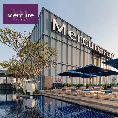Mercure Bangkok Sukhumvit 24 | Save 50%