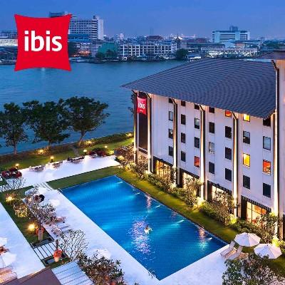 ibis Bangkok Riverside | Save 50%