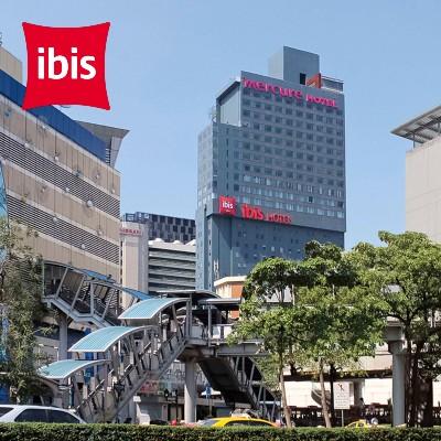 ibis Bangkok Siam | Save 50%