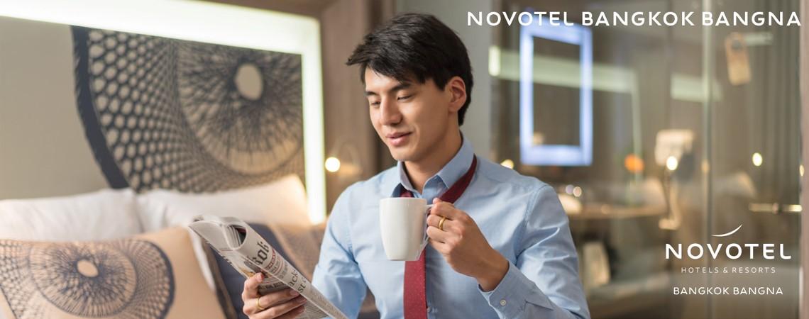 Novotel Bangkok Bangna - Save 35%