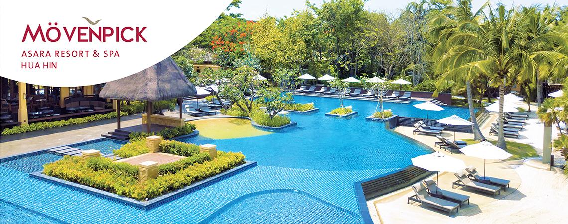 Movenpick Asara Resort & Spa Hua Hin | Save 35%