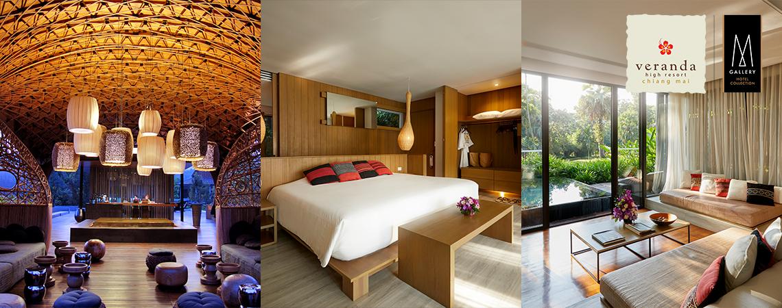 Veranda High Resort Chiang Mai – Mgallery | Save 45%
