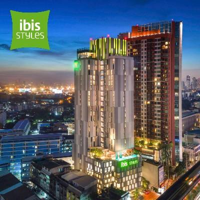 Ibis Styles Bangkok Sukhumvit Phra Khanong | Save 40%
