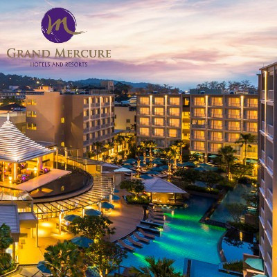 Grand Mercure Phuket Patong | Save 40%