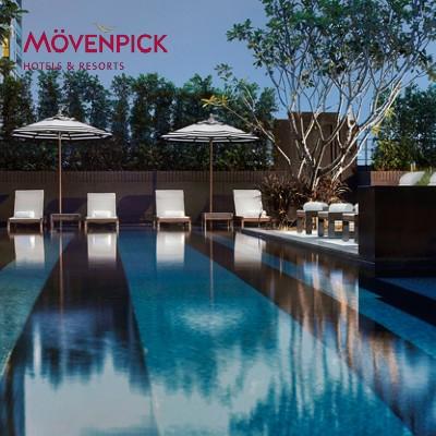 Movenpick Hotel Sukhumvit 15 Bangkok | Save 30%