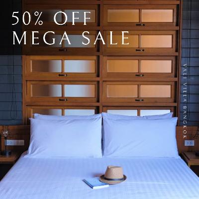 Vali Villa Bangkok, Boutique Hotel near Khaosan Road I Mega Sale 50% Off