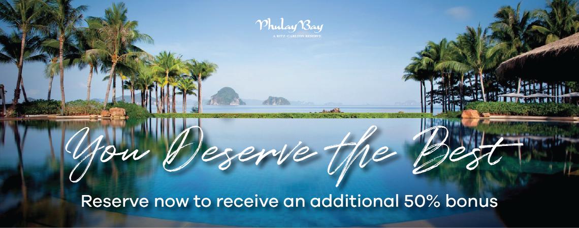Phulay Bay a Ritz- Carlton Reserve