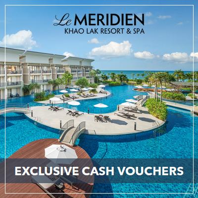 Le Méridien Khao Lak Resort & Spa (UP TO 70% OFF)