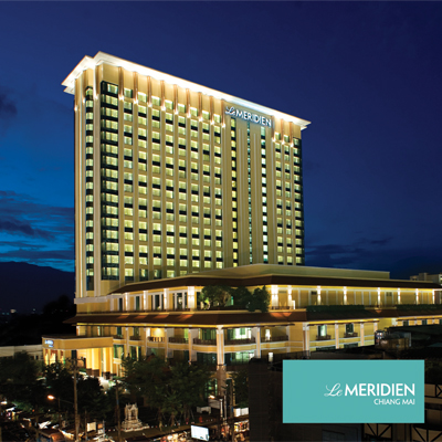 Le Meridien Chiang Mai (UP TO 70% OFF)