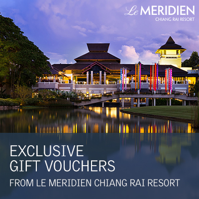 Le Meridien Chiang Rai Resort (UP TO 70% OFF)