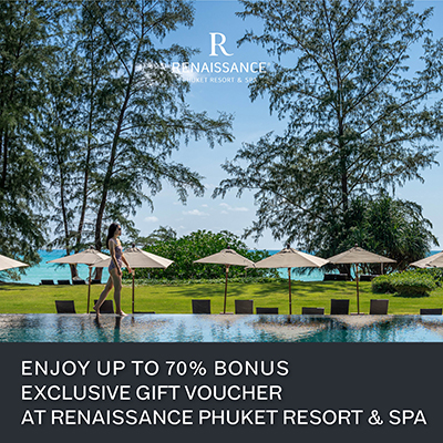 Renaissance Phuket Resort & Spa (UP TO 70% OFF)
