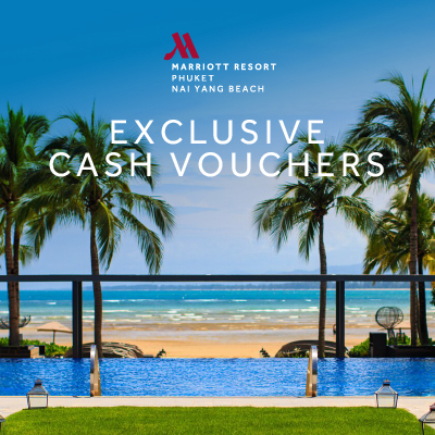 Phuket Marriott Resort and Spa, Nai Yang Beach (UP TO 70% OFF)