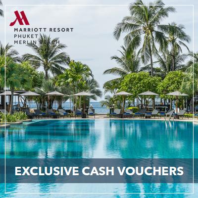 Phuket Marriott Resort & Spa, Merlin Beach (UP TO 70% OFF)