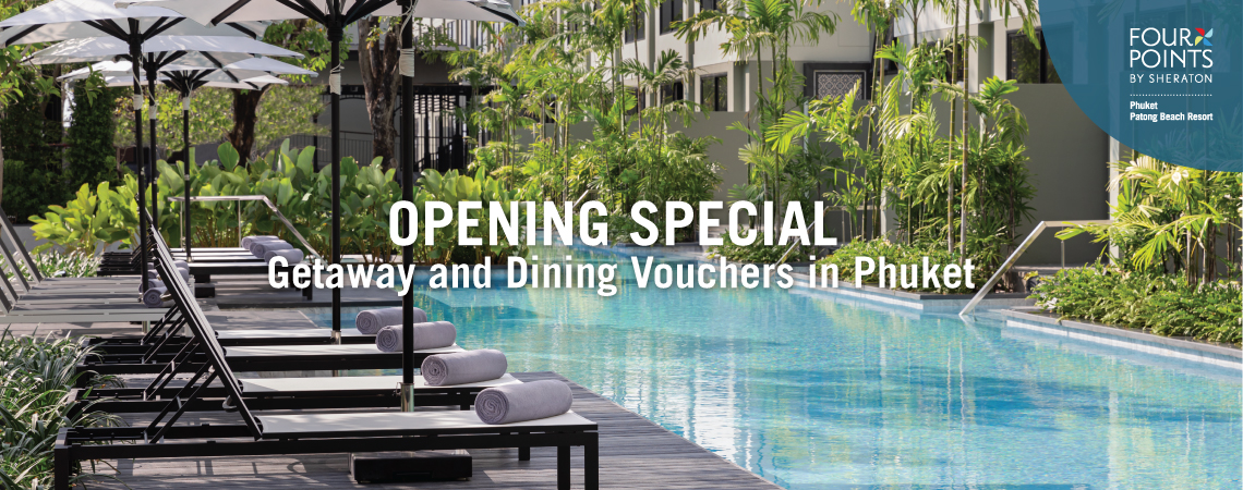 Four Points by Sheraton Phuket Patong Beach Resort