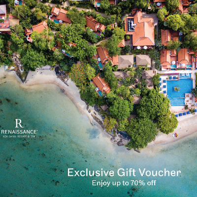 Renaissance Koh Samui Resort & Spa (UP TO 70% OFF)