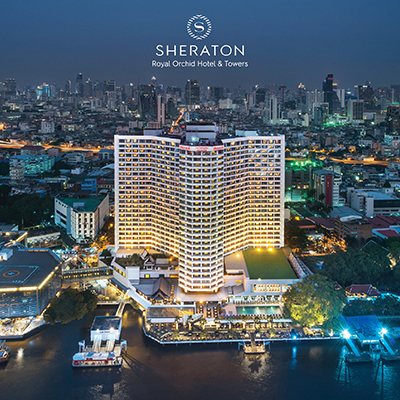 Royal Orchid Sheraton Hotel & Towers (UP TO 70% OFF)