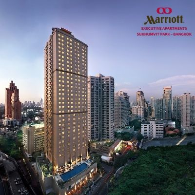 Marriott Executive Apartments Sukhumvit Park (UP TO 70% OFF)