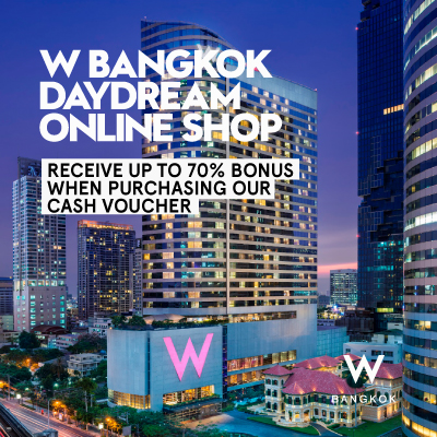 W Bangkok (UP TO 70% OFF)