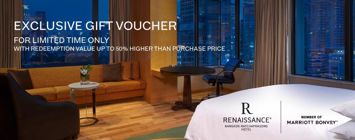 Renaissance Bangkok Ratchaprasong Hotel