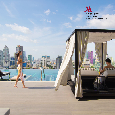 Bangkok Marriott Hotel The Surawongse (UP TO 70% OFF)