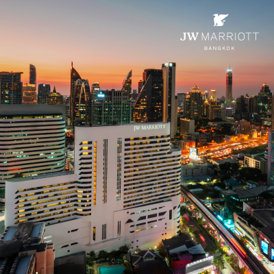 JW Marriott Hotel Bangkok (UP TO 70% OFF)