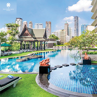 The Athenee Hotel, a Luxury Collection Hotel, Bangkok (UP TO 70% OFF)