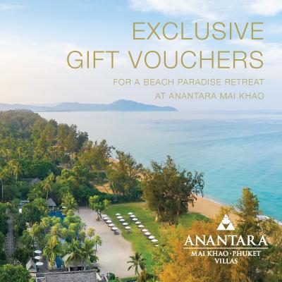 Anantara Mai Khao Phuket Villas | Exclusive 1 for 1 Gift Voucher