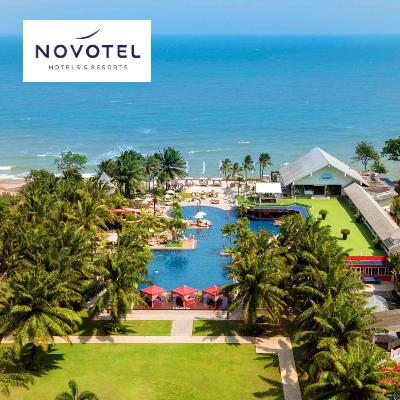 Novotel Hua Hin Cha-Am Beach Resort & Spa | Save 40%