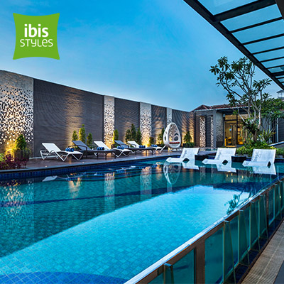 ibis Styles Bali Petitenget | Save 34% • Rp 460,000
