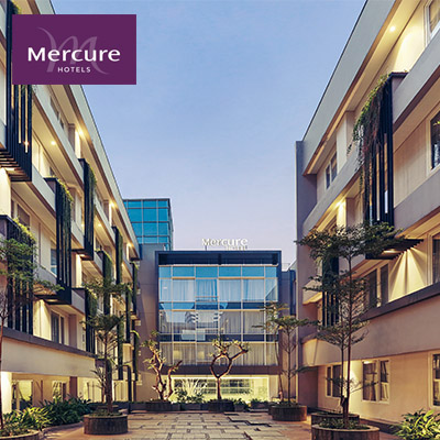 Mercure Jakarta Sabang   Save 30% • Jakarta - Indonesia