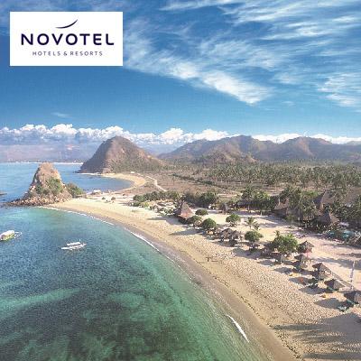 Novotel Lombok Resort & Villas   Save 20% • Lombok - Indonesia