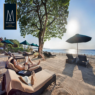 Save up to 50% |  Amarterra Villas Bali Nusa Dua - MGallery   •  Villa and Spa Vouchers