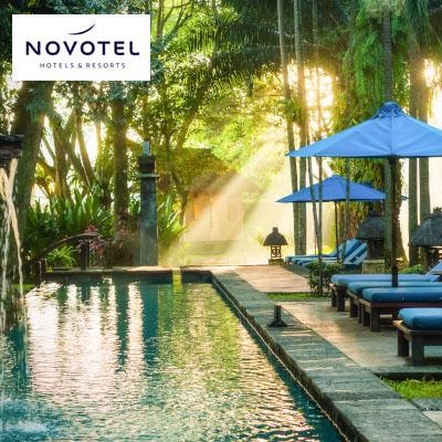 Novotel Bogor Golf Resort & Convention Center   Save 20% • Bogor - Indonesia