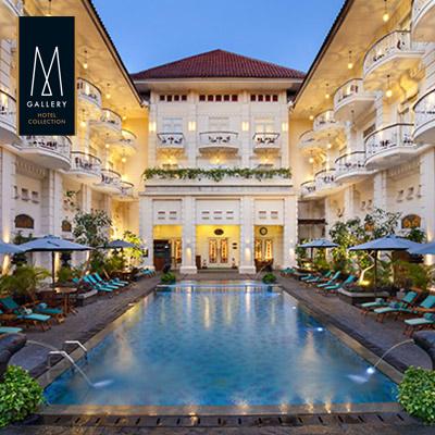 The Phoenix Hotel Yogyakarta - MGallery   Save 30% • Yogyakarta - Indonesia