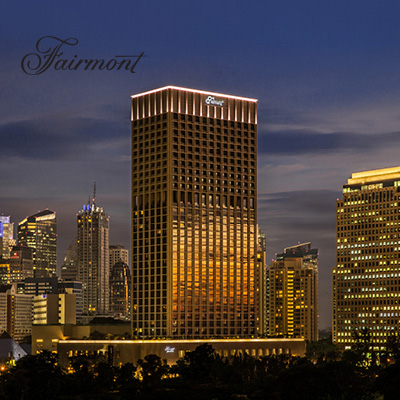 Fairmont Jakarta | Save 55% • Jakarta - Indonesia