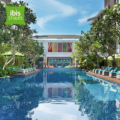 ibis Styles Bali Benoa | Save 30% • Rp 406,000