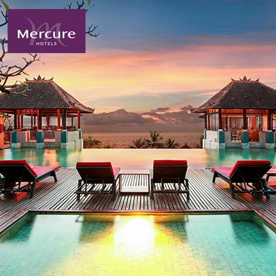 Mercure Kuta Beach Bali | Save 30% • Rp 675,000