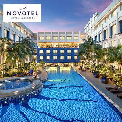 Novotel Jakarta Mangga Dua Square | Save 55% • Jakarta - Indonesia